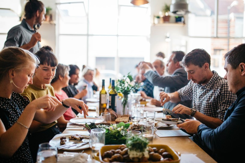 Bristol Food Connections - Poco Feast