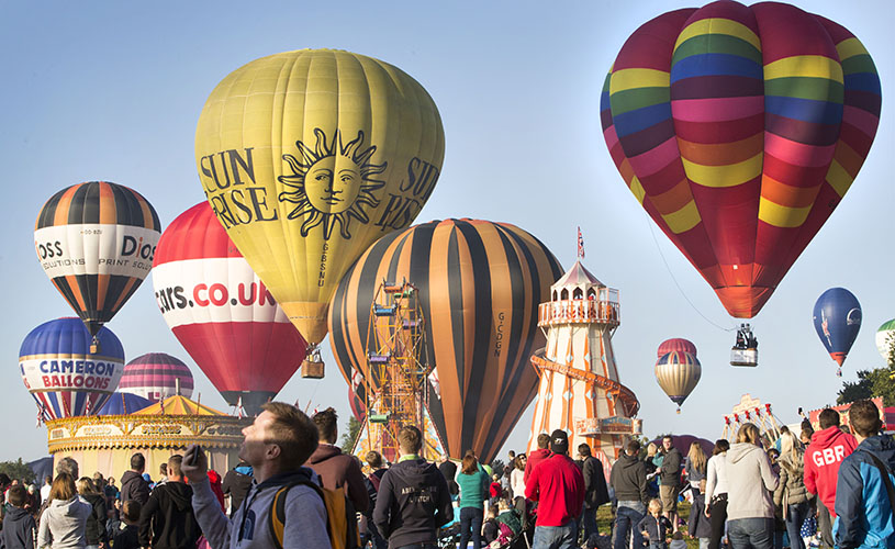 Bristol Balloon Fiesta_119 Things to do in Bristol in 2019