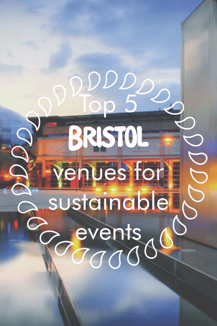 top 5 bristol venues for sustainable events visit bristol. Black Bedroom Furniture Sets. Home Design Ideas