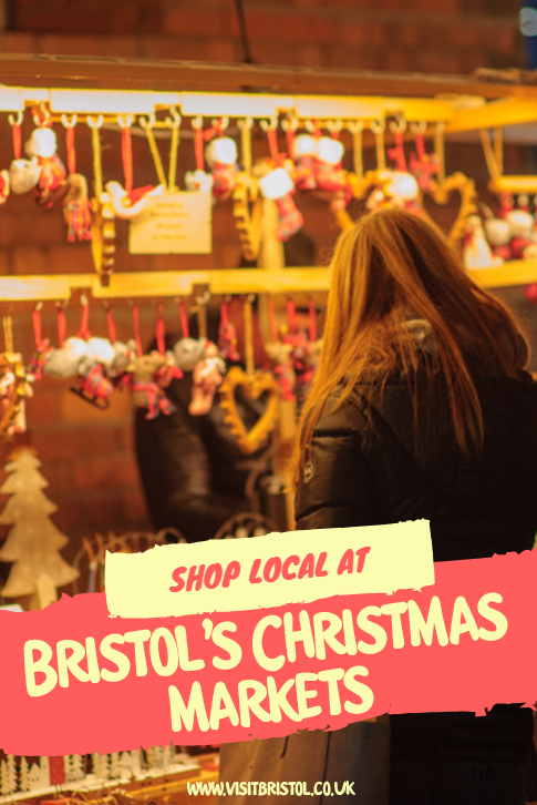 Bristol's Christmas Markets - www.visitbristol.co.uk