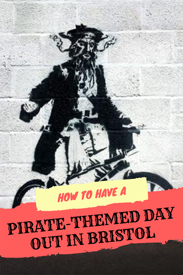 Pirate-themed day out Bristol