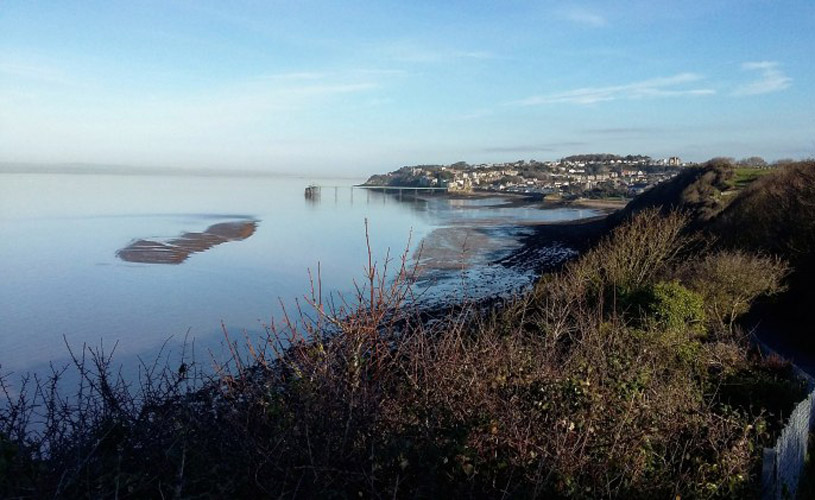 Poet's Walk Clevedon - Credit Wild Walks with Kids North Somerset