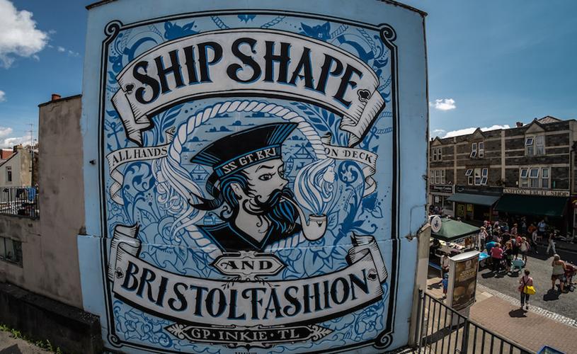 Ship Shape And Fashionable