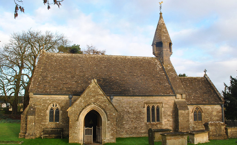 St James Church West Littleton