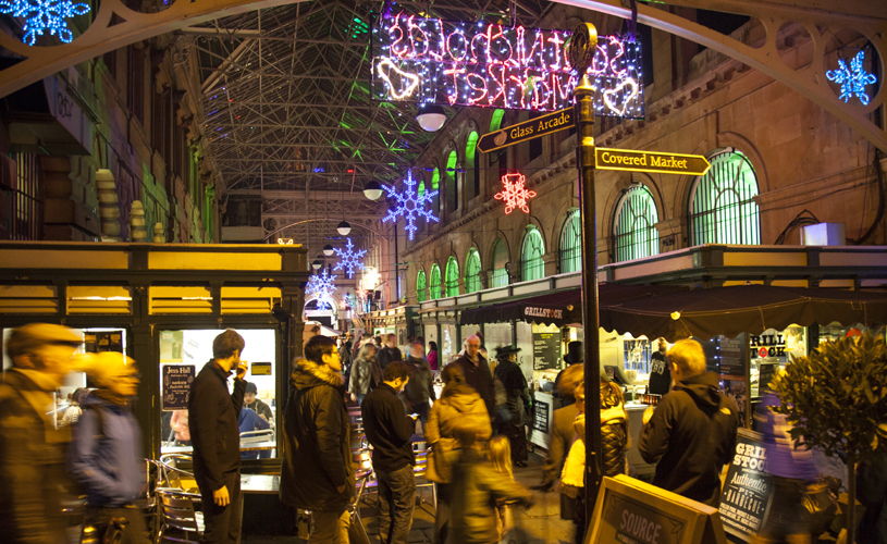 St Nick's Christmas Market - shop local at Bristol Christmas Markets