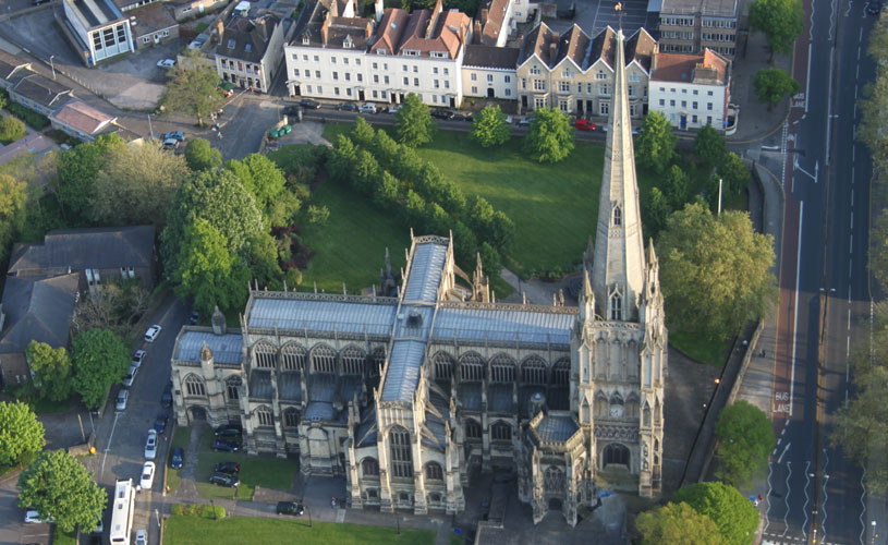 St-Mary-Redcliffe