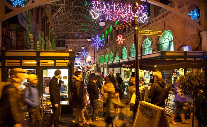 St Nicholas Christmas Night Market
