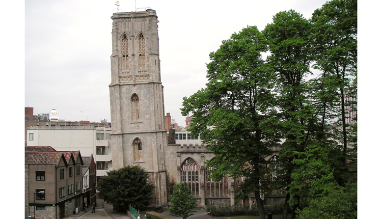 Temple Church Bristol