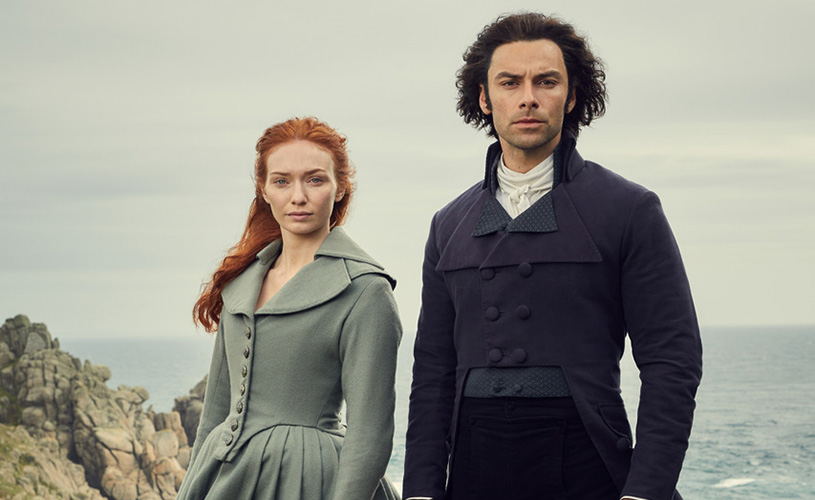 The Bottleyard Studios - Poldark series 4 - image credit BBC & Mammoth Screen