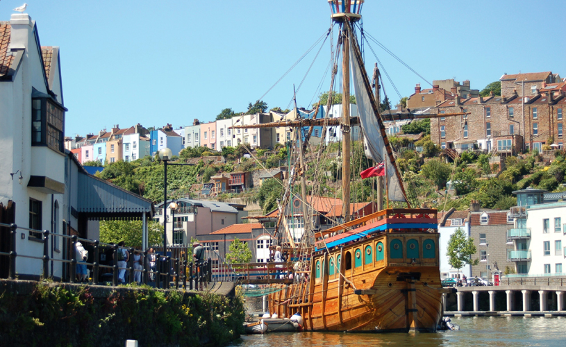 The Matthew - how to have a pirate-themed day out in Bristol