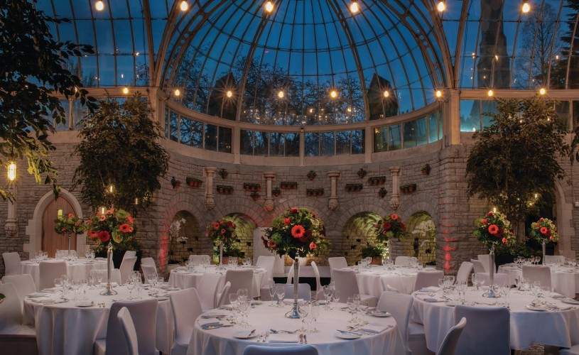 The Orangery at De Vere Tortworth Court