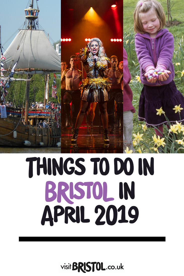 dd6eff6663 Fun things to do in Bristol in April 2019 - Visit Bristol