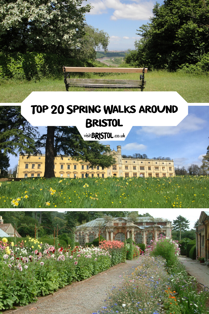 Top 20 Spring Walks Around Bristol