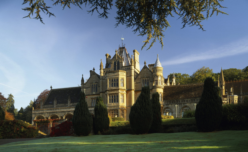 Tyntesfield A-Z of Bristol