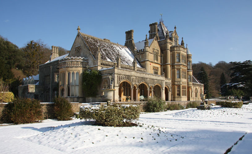 Tyntesfield - twixmas activities