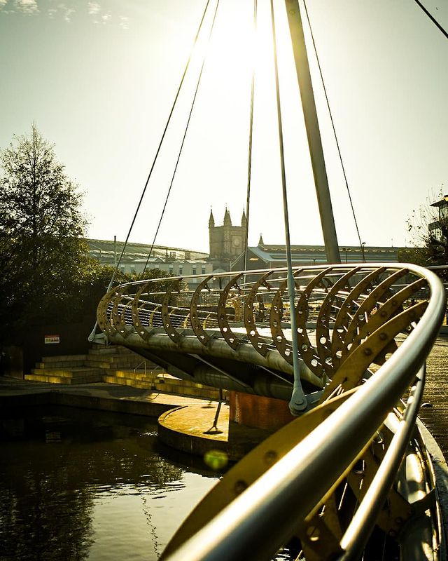 Valentine Bridge Bristol