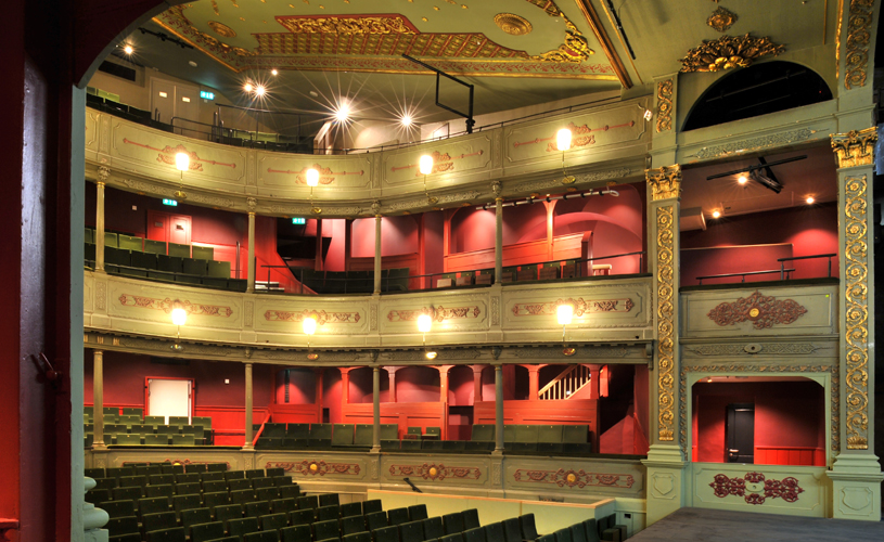 Interior of Bristol Old Vic