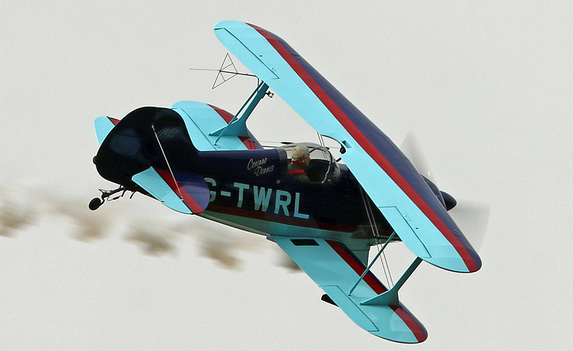 Weston Air Festival 2018 Pitts Special