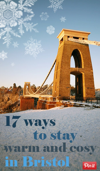 Warm and Cosy Bristol Pinterest