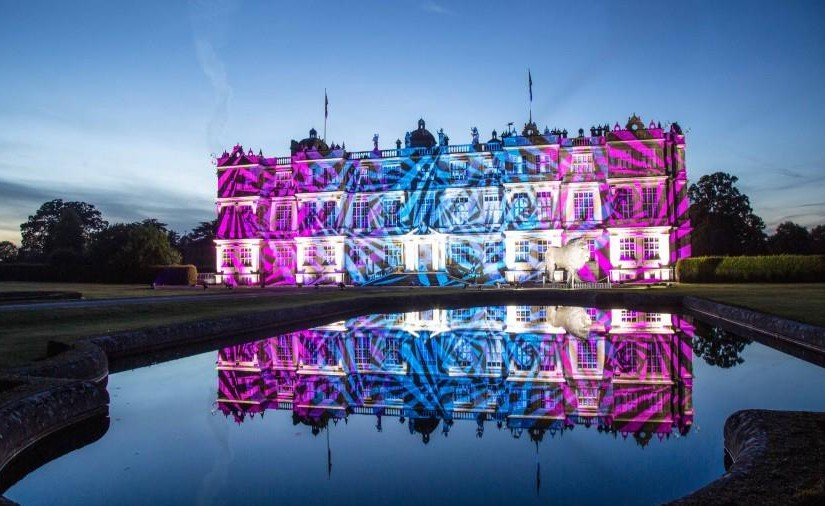 Land of Light at Longleat 2020