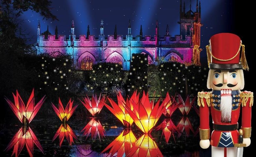 Spectacle of Light  at Sudeley House and Gardens