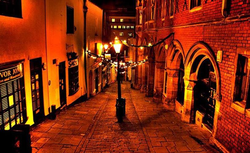 Haunted and Hidden Bristol