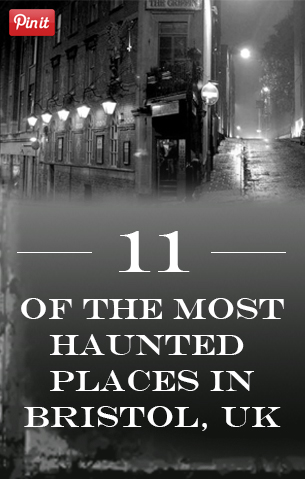 Bristol's Most Haunted Pinterest