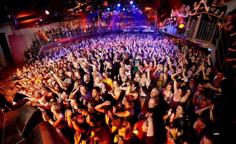 Top 10 Music Venues In Bristol Visit Bristol