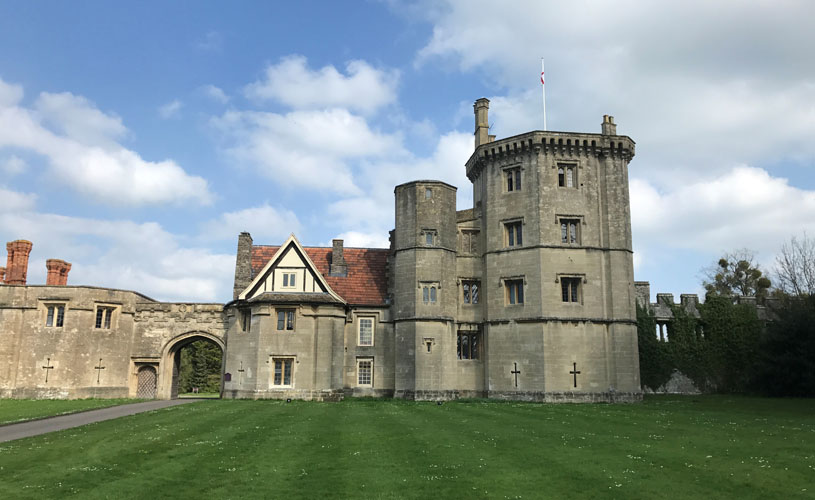Thornbury Castle - Andy Clarke