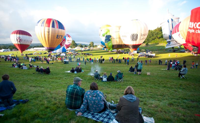 Ashton Court Bristol Balloon Fiesta Bristol Balloon Fiesta Best