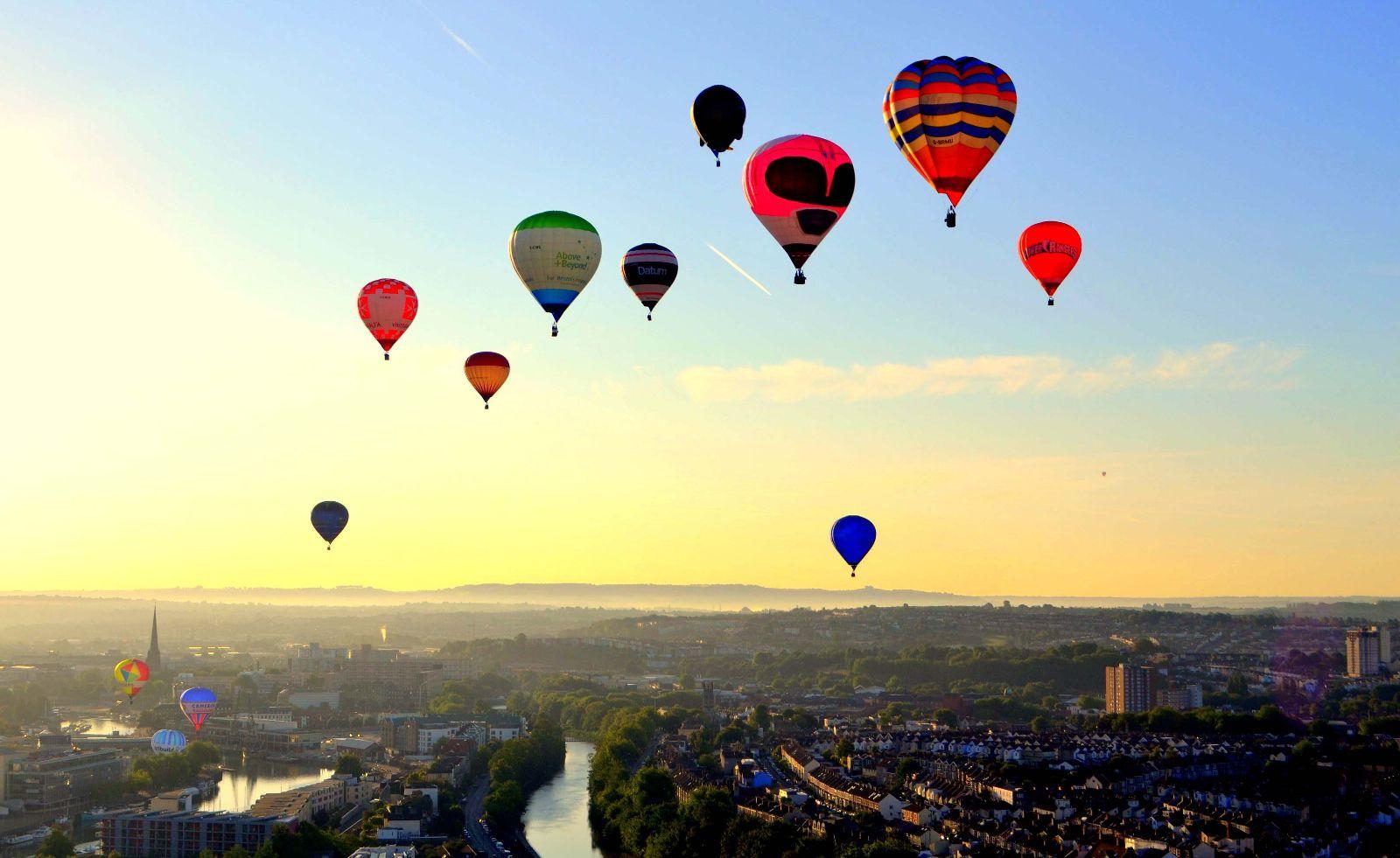 Image result for balloon fiesta bristol