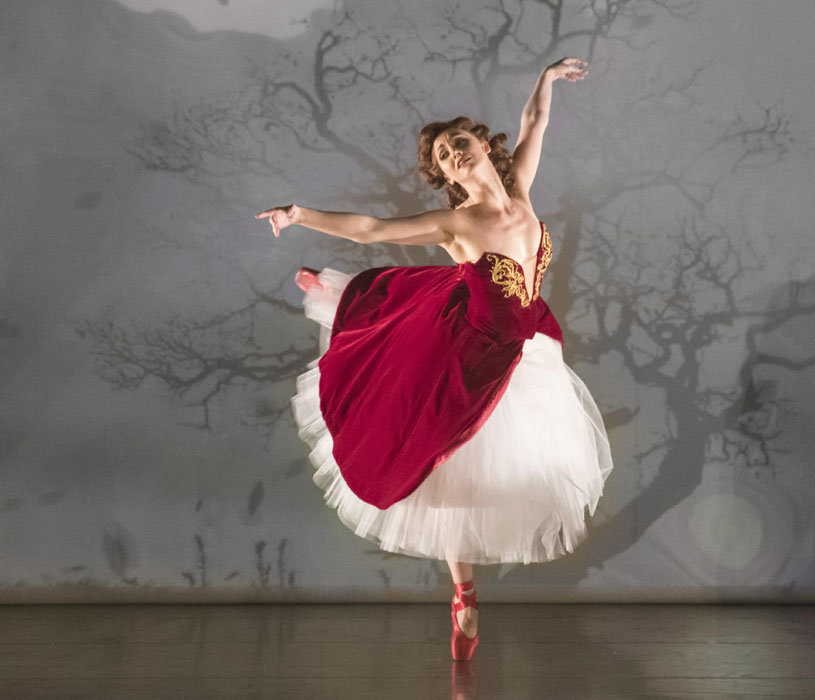 Matthew Bourne Red Shoes Bristol