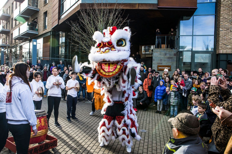 Wokyfest - wokyko - chinese new year bristol