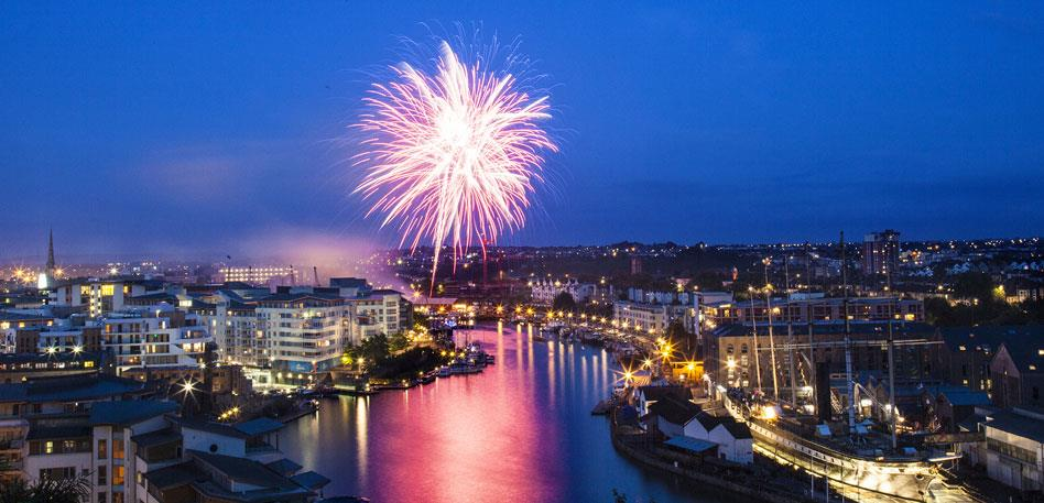 Firework Displays in Bristol - Visit Bristol