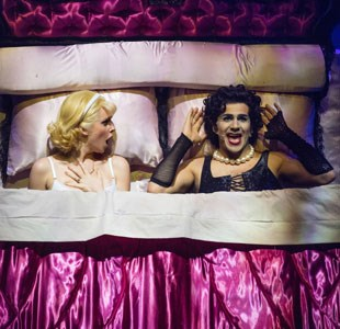 Review: The Rocky Horror Show at Bristol Hippodrome