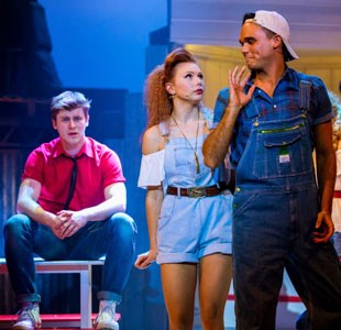 Interview: Joanna Sawyer from Footloose at Bristol Hippodrome
