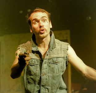 Review: Trainspotting - Tobacco Factory Theatres Beyond at the Loco Klub