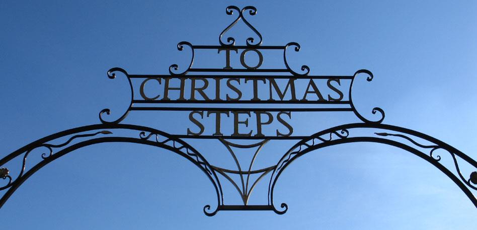 Christmas Steps Shopping Visitbristol Co Uk