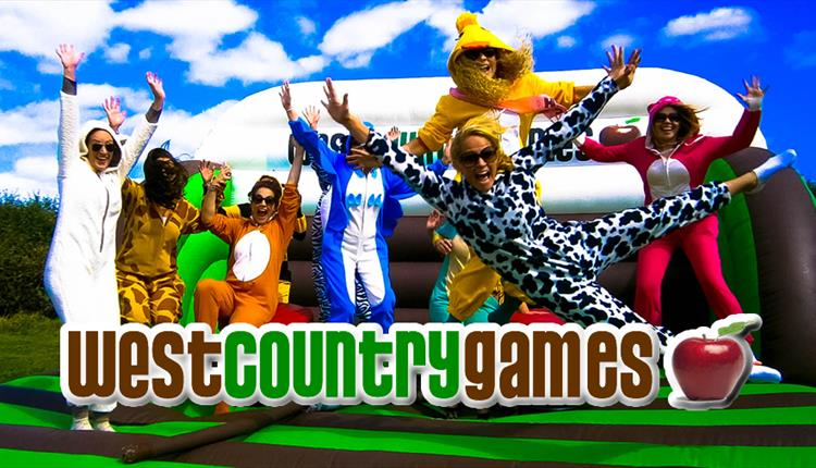 West Country Games Visit Bristol - Country games