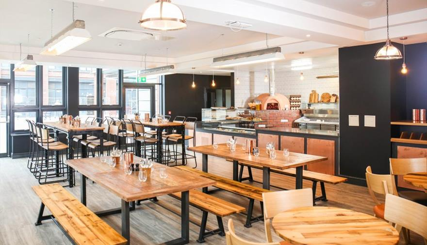 Bristol Food Connections Exclusive Gala Dinner At The