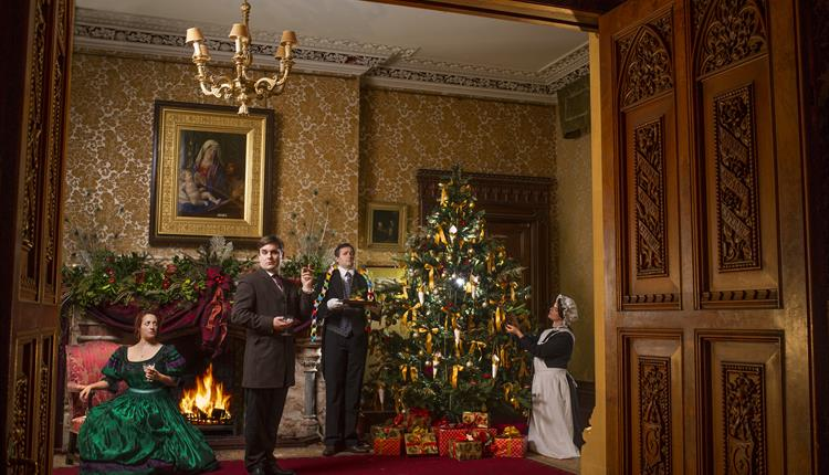 a christmas mystery at tyntesfield - A Christmas Mystery