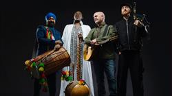 Afro Celt Sound System at Colston Hall