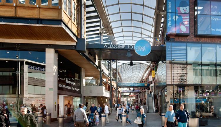 e06e9b90da8c Bristol Shopping Quarter - Bristol - Visit Bristol