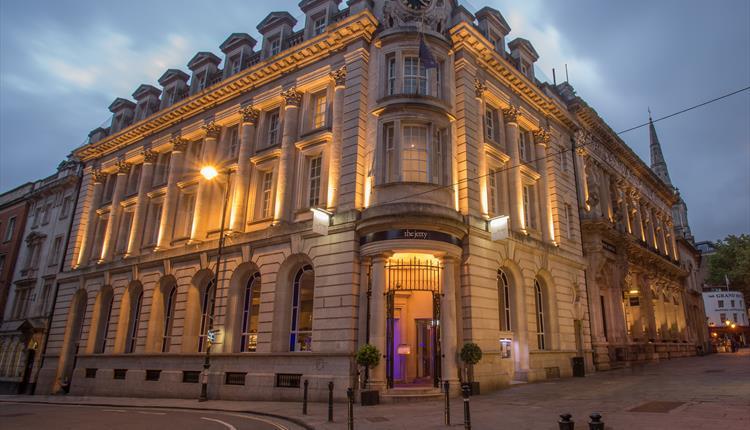Mercure Bristol Grand Hotel Bristol in the Heart of Cabot, United Kingdom