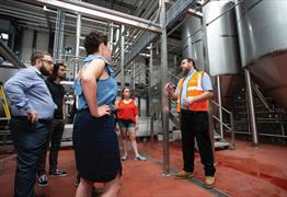 Bath Ales Brewery Tours