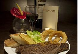 Steak at the Chophouse