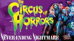Circus of Horrors the Never-Ending Nightmare at Bristol Hippodrome