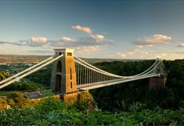 Clifton Suspension Bridge credit Chris Hartley