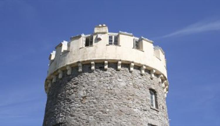 Clifton Observatory and camera obscura Bristol