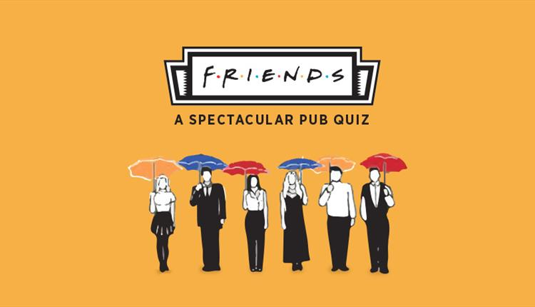 The One With The Friends Pub Quiz at Bristol Yard - Visit